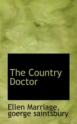 9781117380360: The Country Doctor