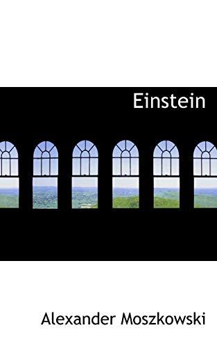 9781117403069: Einstein
