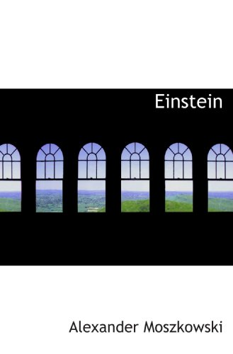 9781117403076: Einstein
