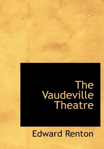 9781117419152: The Vaudeville Theatre