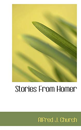 9781117424019: Stories From Homer