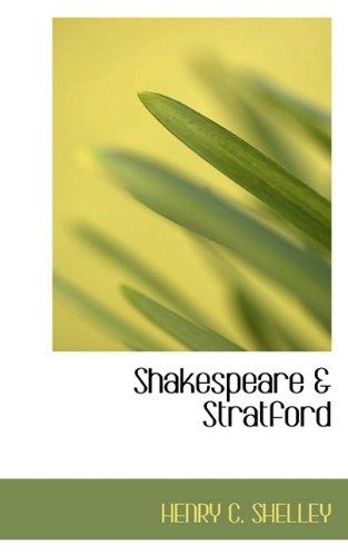 9781117435060: Shakespeare & Stratford