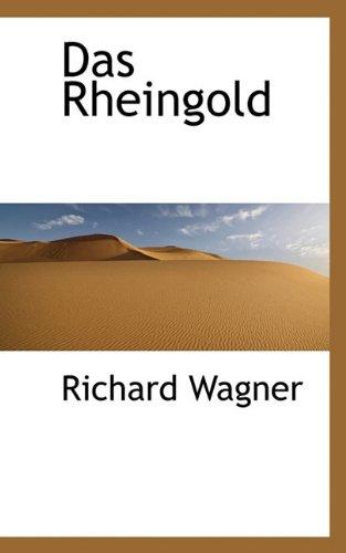 9781117436838: Das Rheingold