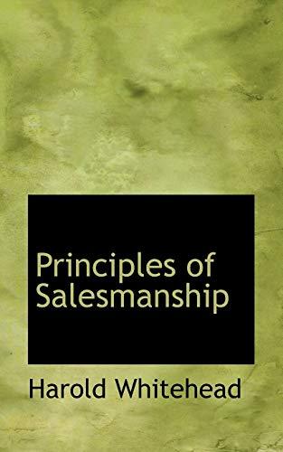 9781117439433: Principles of Salesmanship