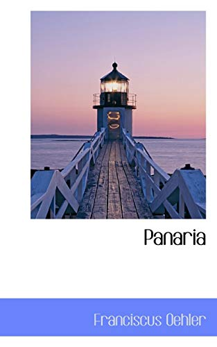 9781117442082: Panaria (Latin Edition)
