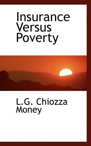 9781117452654: Insurance Versus Poverty