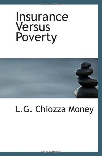 9781117452678: Insurance Versus Poverty