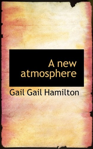 9781117458854: A New Atmosphere
