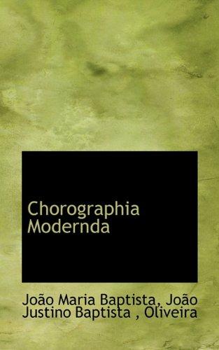 9781117464619: Chorographia Modernda
