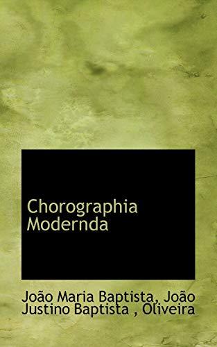 9781117464626: Chorographia Modernda