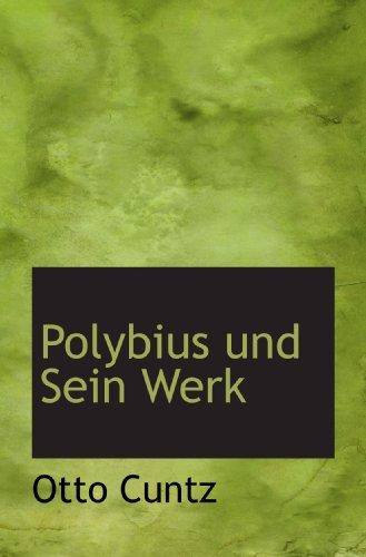 9781117481913: Polybius und Sein Werk