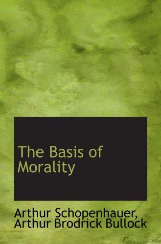 9781117498287: The Basis of Morality