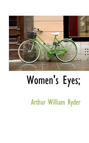 9781117519067: Women's Eyes;