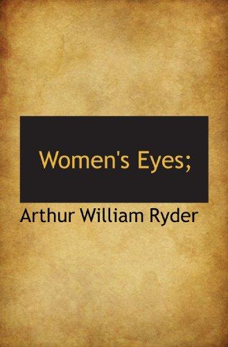 9781117519081: Women's Eyes;