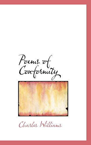9781117567297: Poems of Conformity