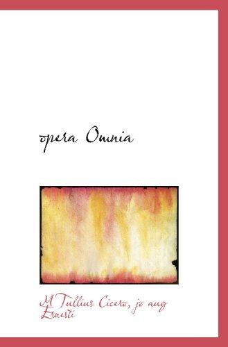 9781117583013: opera Omnia