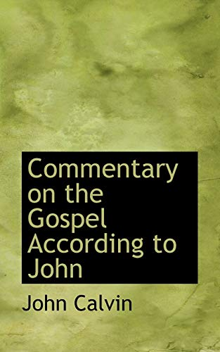 9781117584454: Commentary on the Gospel According to John