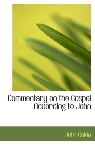 9781117584461: Commentary on the Gospel According to John