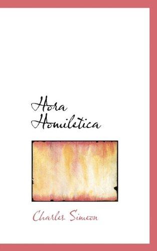 9781117587691: Hora Homiletica