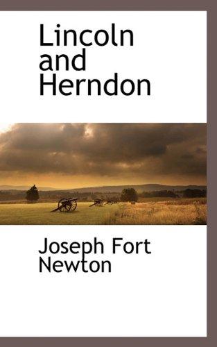 9781117589435: Lincoln and Herndon
