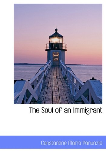 9781117620015: The Soul of an Immigrant