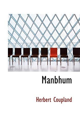 Manbhum (Paperback): Herbert Coupland