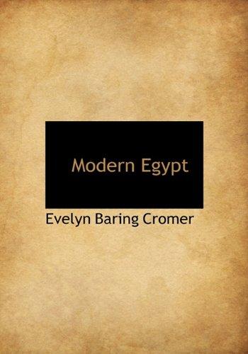 9781117644851: Modern Egypt