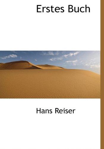 9781117649931: Erstes Buch