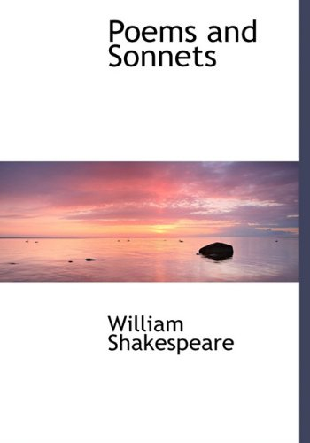9781117667515: Poems and Sonnets