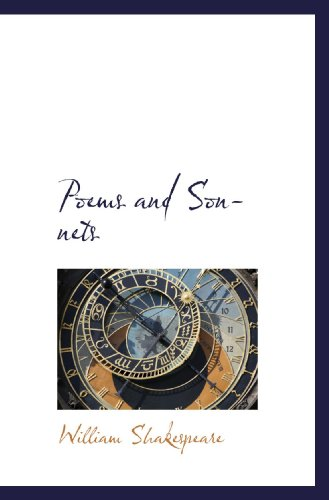 9781117667539: Poems and Sonnets