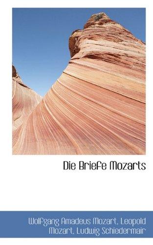 9781117683829: Die Briefe Mozarts