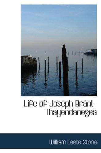 9781117727608: Life of Joseph Brant-Thayendanegea