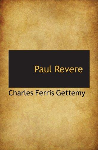 9781117762708: Paul Revere