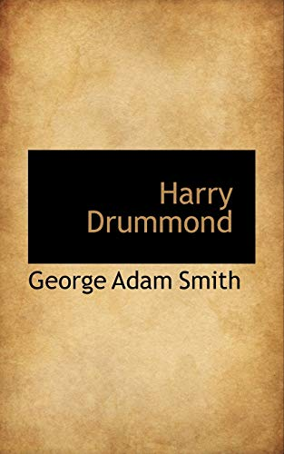 9781117776859: Harry Drummond