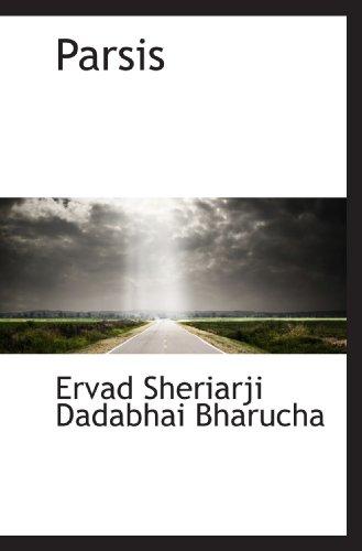 9781117782935: Parsis (Sanskrit Edition)