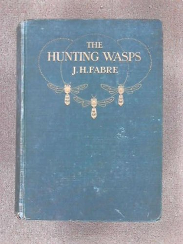9781117803258: The hunting wasps