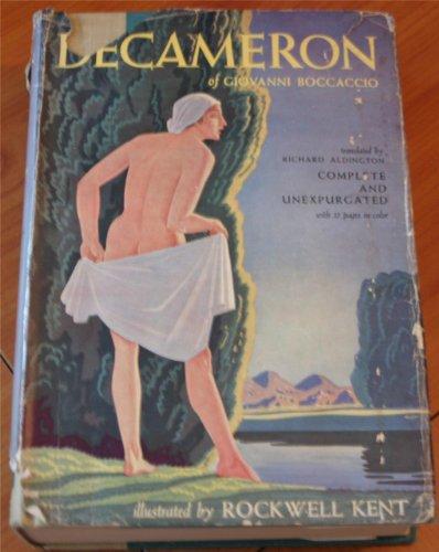 9781117819631: The Decameron of Giovanni Boccaccio