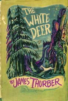 9781117845920: The White Deer