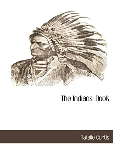 9781117875248: The Indians' Book