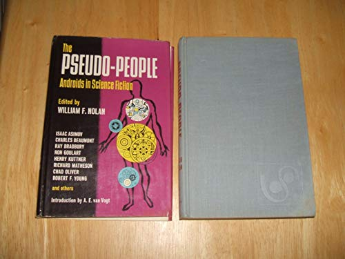 9781117879468: Pseudo-People, The (Androids In Science Fiction)