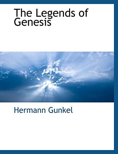 9781117902586: The Legends of Genesis