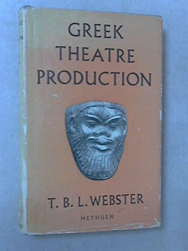 9781117924519: Greek Theatre Production