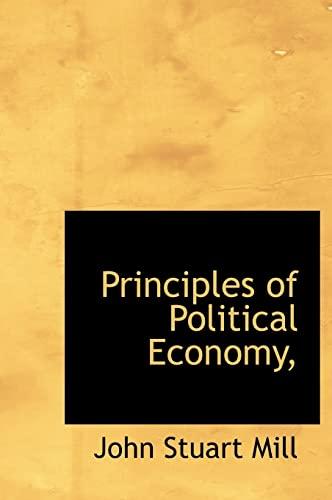 9781117927138: Principles of Political Economy,
