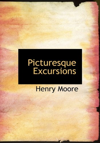 Picturesque Excursions (1117928764) by Moore, Henry