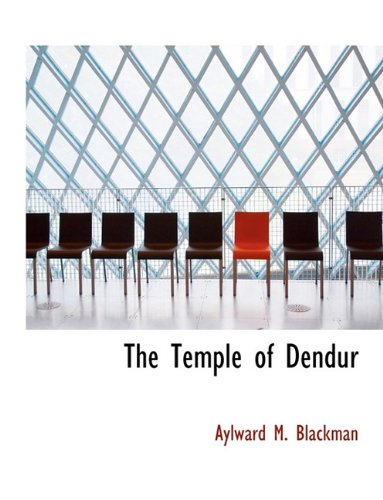 9781117939605: The Temple of Dendur
