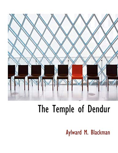 9781117939612: The Temple of Dendur