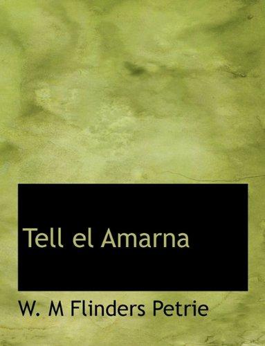 9781117939636: Tell el Amarna