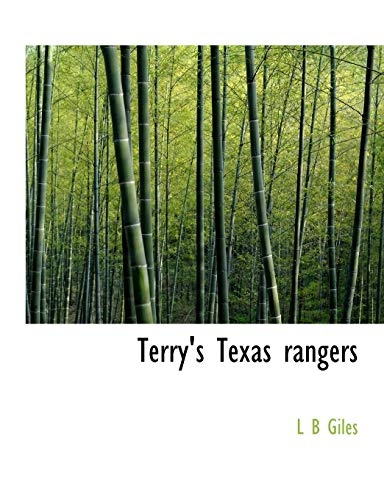 9781117946726: Terry's Texas rangers