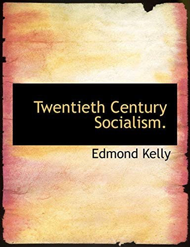 socialism in the 20th century