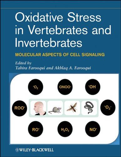 9781118001943: Oxidative Stress in Vertebrates and Invertebrates: Molecular Aspects of Cell Signaling